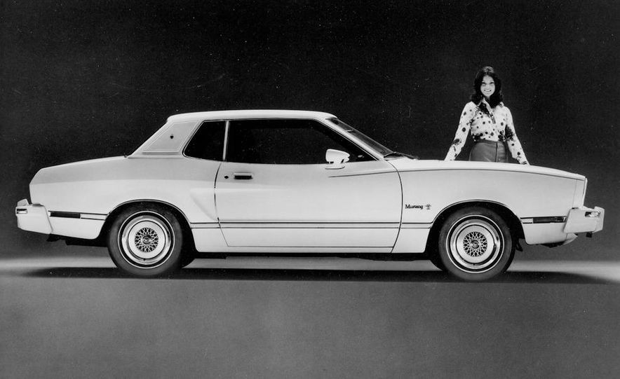2015 Ford Mustang (artist's rendering) - Slide 141