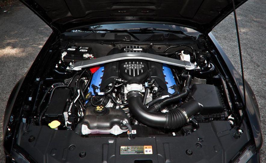 2015 Ford Mustang (artist's rendering) - Slide 69