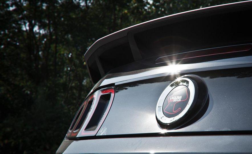 2015 Ford Mustang (artist's rendering) - Slide 55