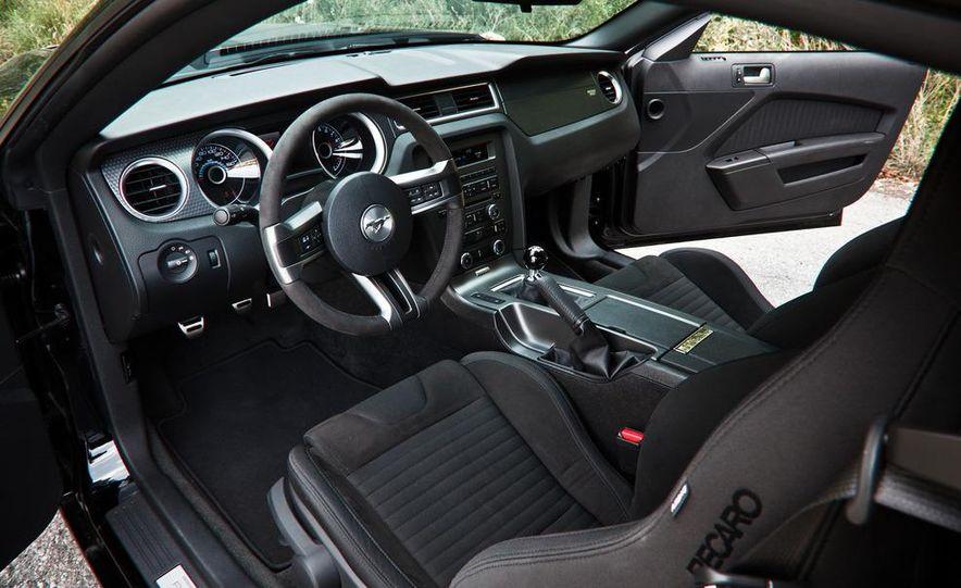 2015 Ford Mustang (artist's rendering) - Slide 59