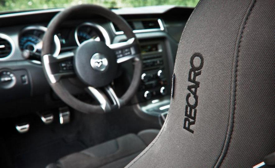 2015 Ford Mustang (artist's rendering) - Slide 60