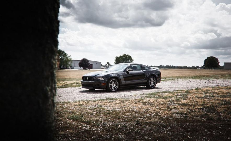 2015 Ford Mustang (artist's rendering) - Slide 45