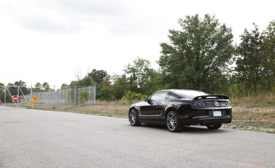 2015 Ford Mustang (artist's rendering) - Slide 47