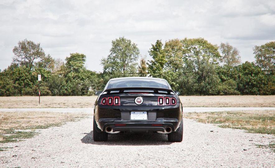 2015 Ford Mustang (artist's rendering) - Slide 49