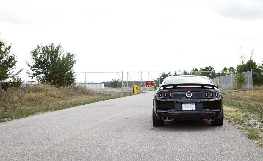 2015 Ford Mustang (artist's rendering) - Slide 50