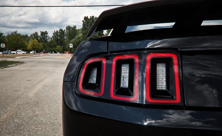 2015 Ford Mustang (artist's rendering) - Slide 54