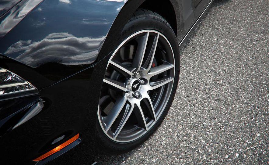 2015 Ford Mustang (artist's rendering) - Slide 53