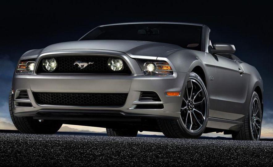 2015 Ford Mustang (artist's rendering) - Slide 93