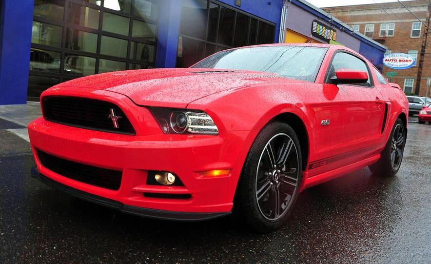 2015 Ford Mustang (artist's rendering) - Slide 87