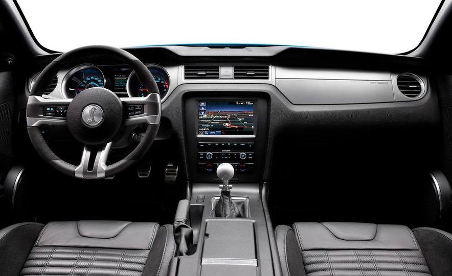 2015 Ford Mustang (artist's rendering) - Slide 40