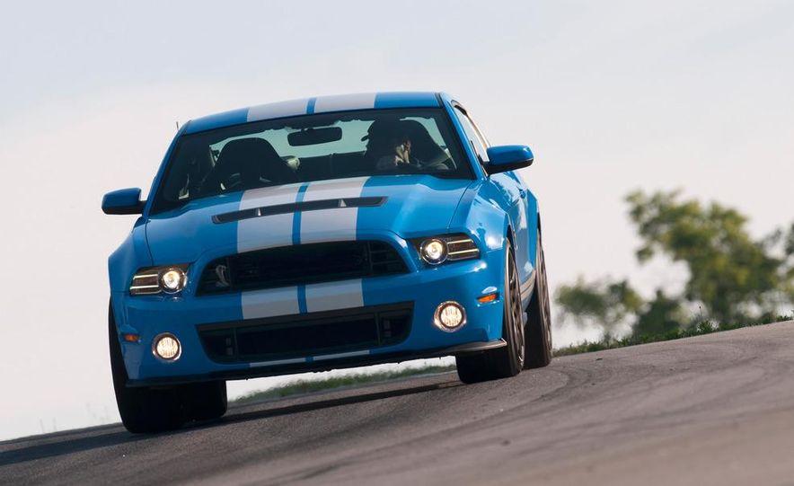 2015 Ford Mustang (artist's rendering) - Slide 23