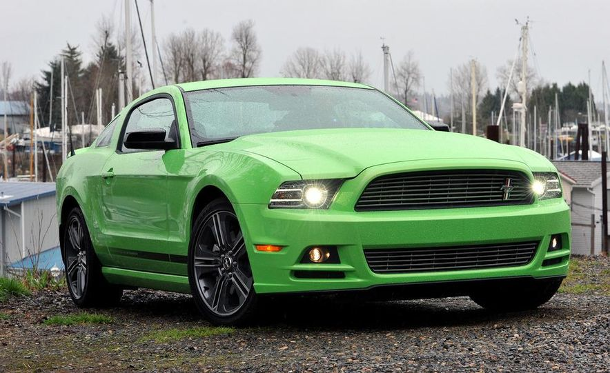 2015 Ford Mustang (artist's rendering) - Slide 102