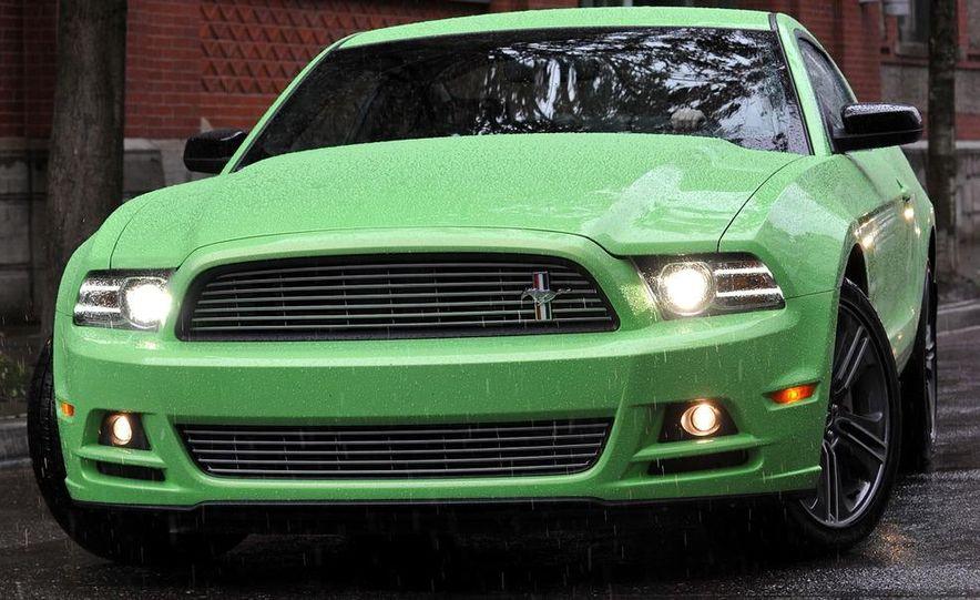 2015 Ford Mustang (artist's rendering) - Slide 109