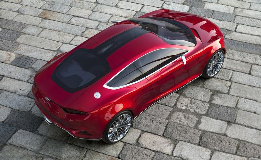 2015 Ford Mustang (artist's rendering) - Slide 3