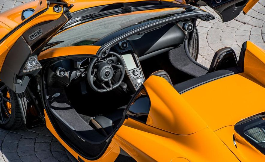 2013 McLaren MP4-12C Spider - Slide 127