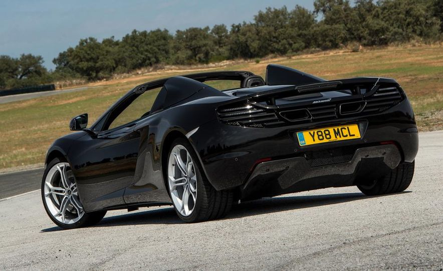 2013 McLaren MP4-12C Spider - Slide 52