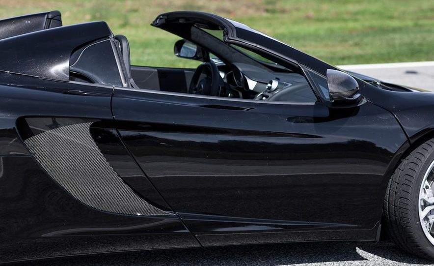 2013 McLaren MP4-12C Spider - Slide 59