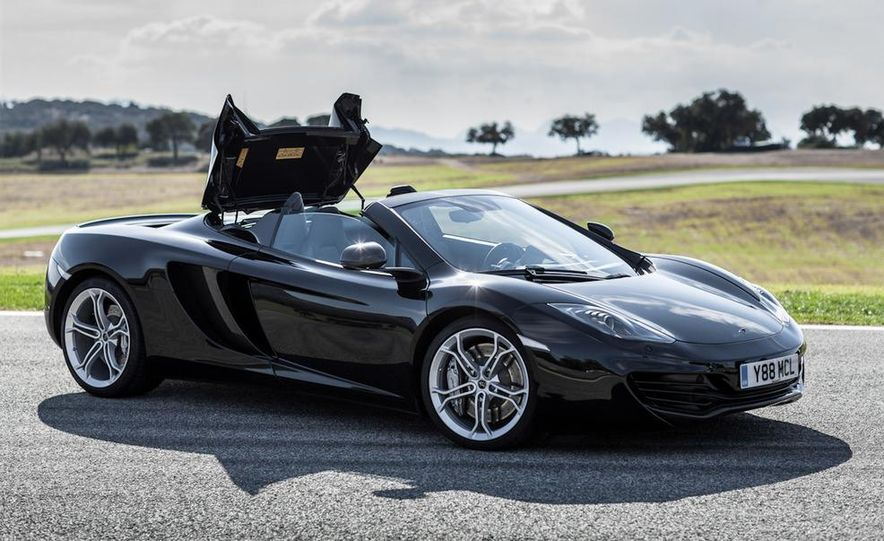 2013 McLaren MP4-12C Spider - Slide 63