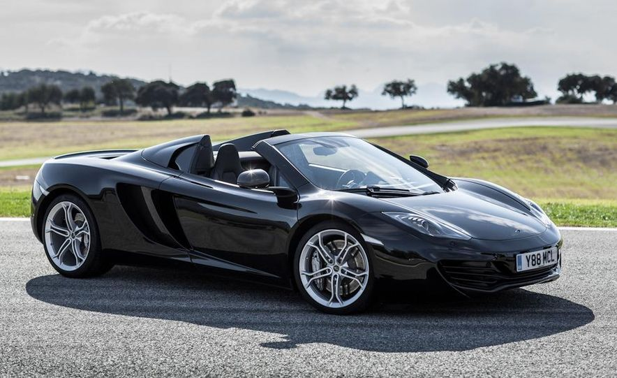 2013 McLaren MP4-12C Spider - Slide 64