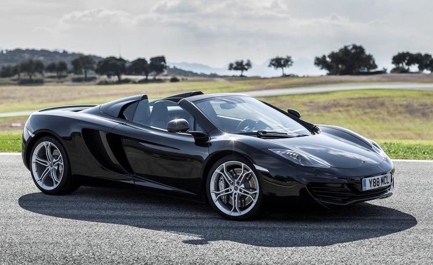 2013 McLaren MP4-12C Spider - Slide 65