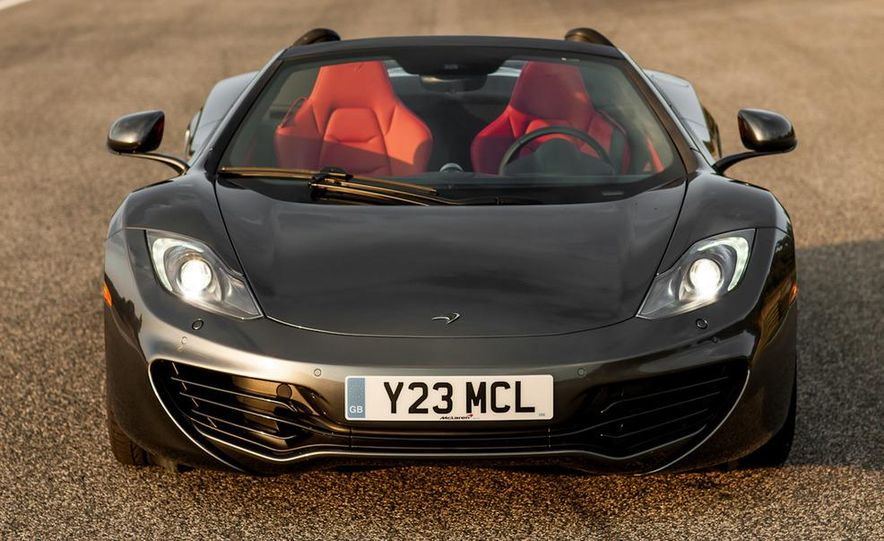 2013 McLaren MP4-12C Spider - Slide 72