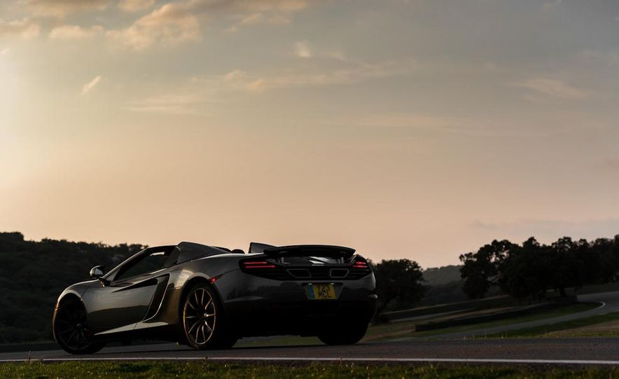 2013 McLaren MP4-12C Spider - Slide 86