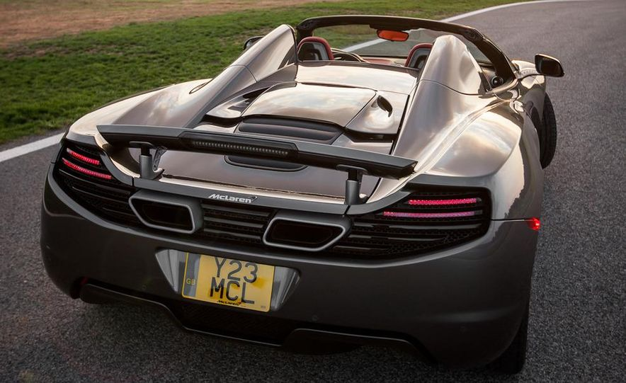 2013 McLaren MP4-12C Spider - Slide 94