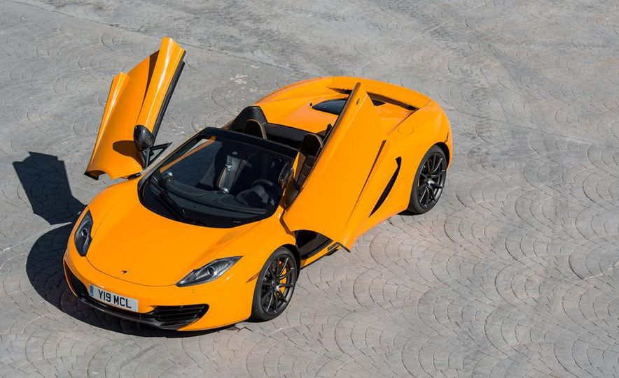 2013 McLaren MP4-12C Spider - Slide 117