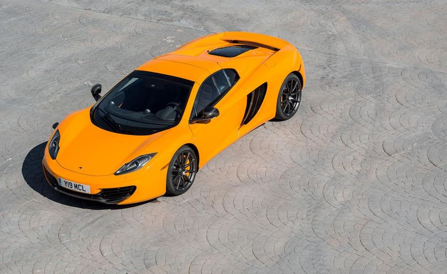 2013 McLaren MP4-12C Spider - Slide 118