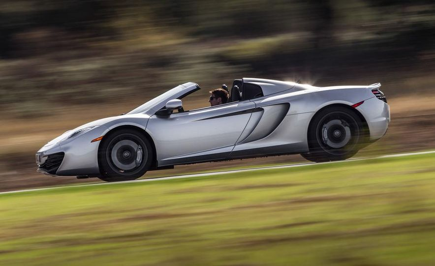 2013 McLaren MP4-12C Spider - Slide 147