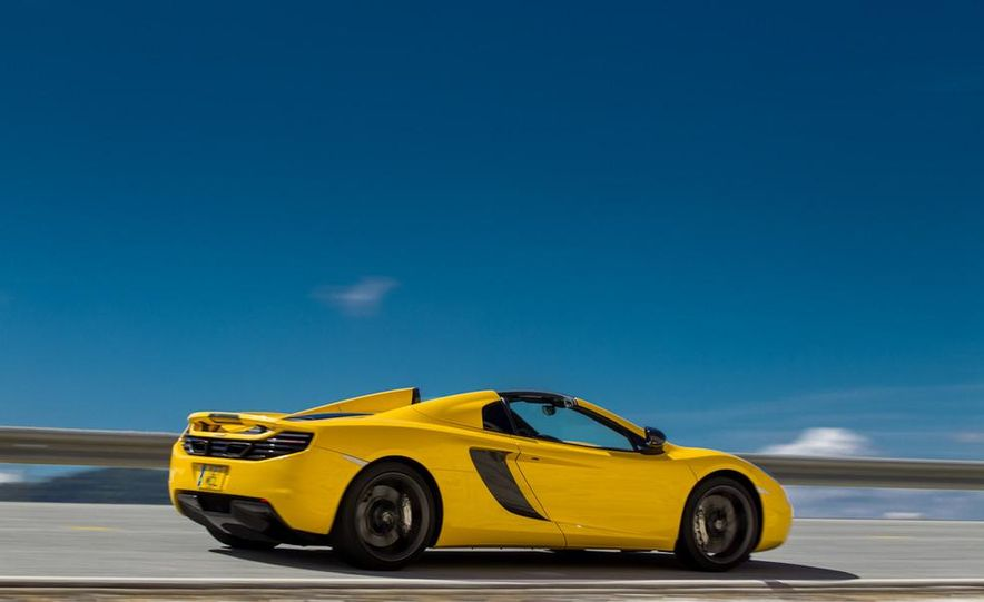 2013 McLaren MP4-12C Spider - Slide 159