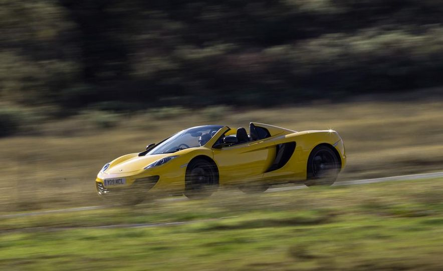 2013 McLaren MP4-12C Spider - Slide 181