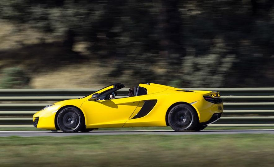 2013 McLaren MP4-12C Spider - Slide 186