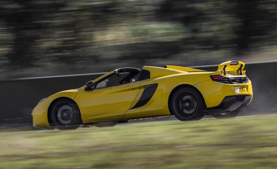 2013 McLaren MP4-12C Spider - Slide 187