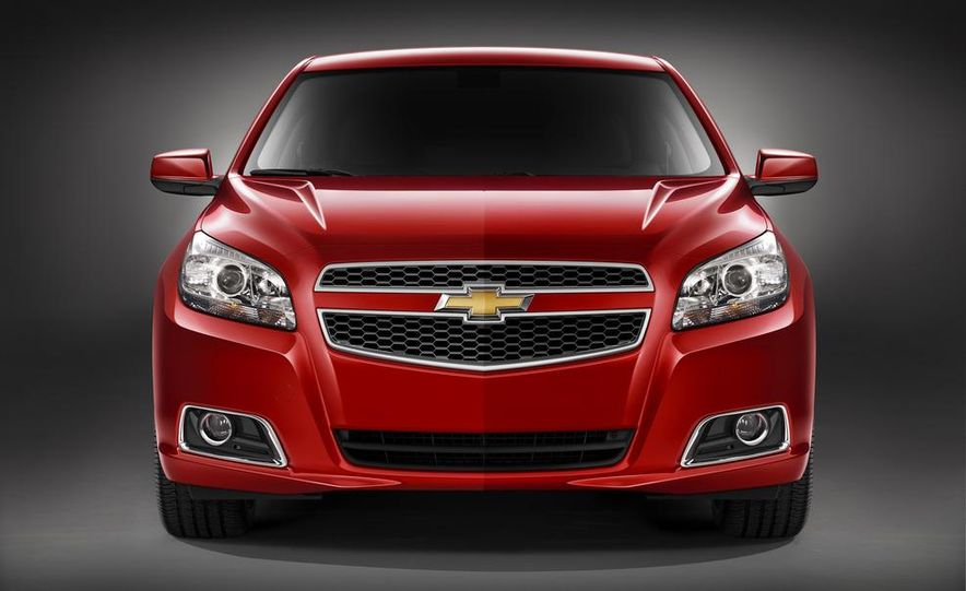 2013 Chevrolet Malibu LTZ - Slide 11