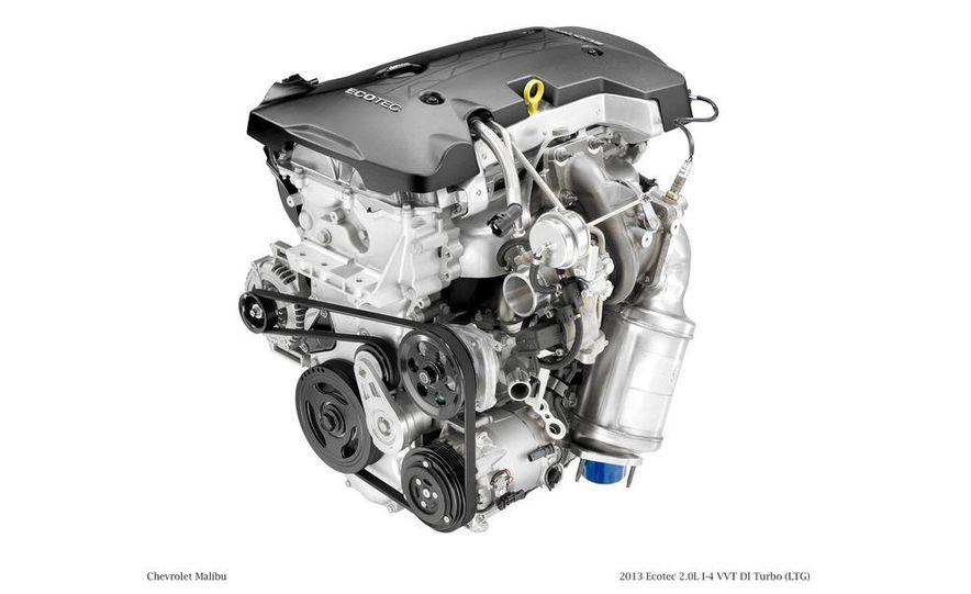 2013 Chevrolet Malibu LTZ - Slide 32