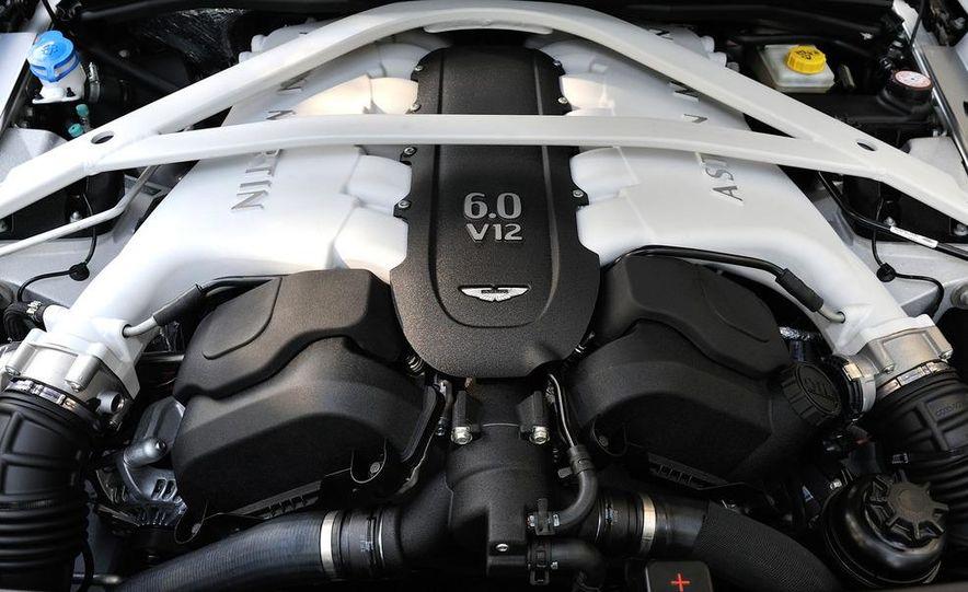 2013 Aston Martin Vanquishes - Slide 113