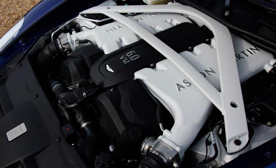2013 Aston Martin Vanquishes - Slide 152