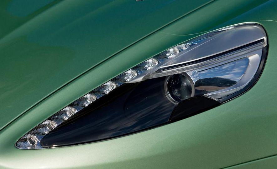 2013 Aston Martin Vanquishes - Slide 40