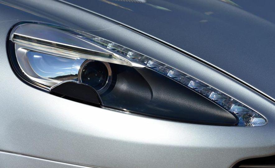 2013 Aston Martin Vanquishes - Slide 93