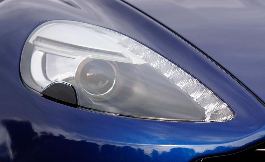 2013 Aston Martin Vanquishes - Slide 137