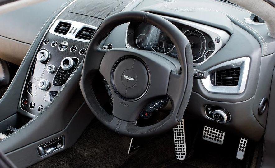 2013 Aston Martin Vanquishes - Slide 46