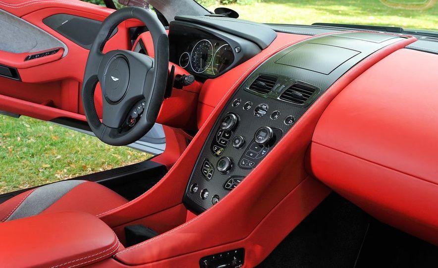 2013 Aston Martin Vanquishes - Slide 99
