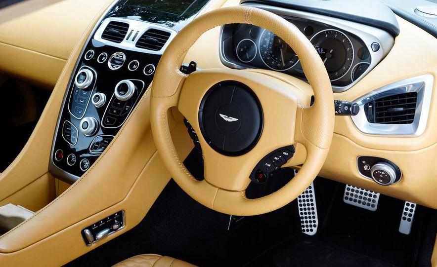 2013 Aston Martin Vanquishes - Slide 145