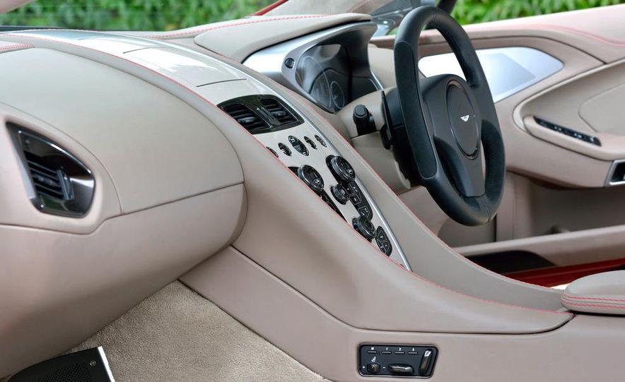 2013 Aston Martin Vanquishes - Slide 169