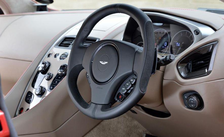 2013 Aston Martin Vanquishes - Slide 170