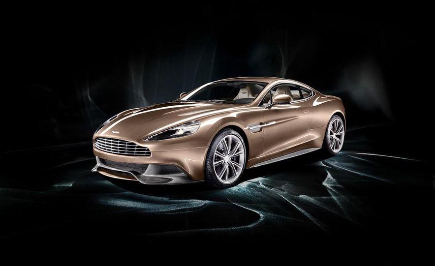 2013 Aston Martin Vanquishes - Slide 182