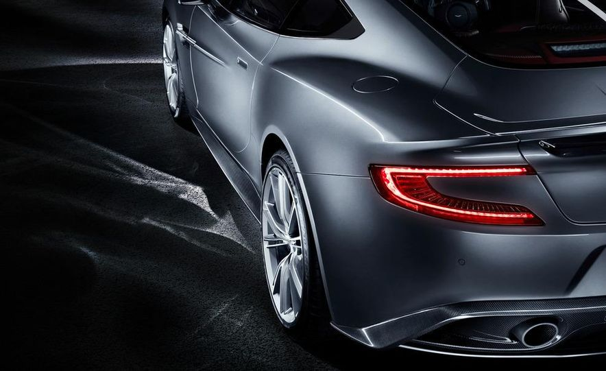 2013 Aston Martin Vanquishes - Slide 185
