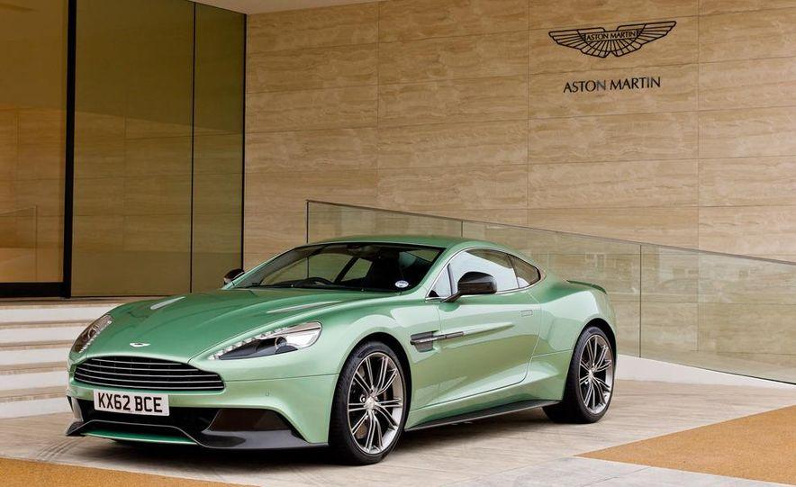 2013 Aston Martin Vanquishes - Slide 17