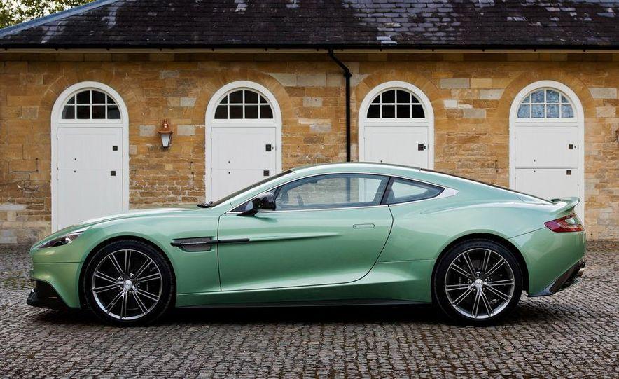 2013 Aston Martin Vanquishes - Slide 21
